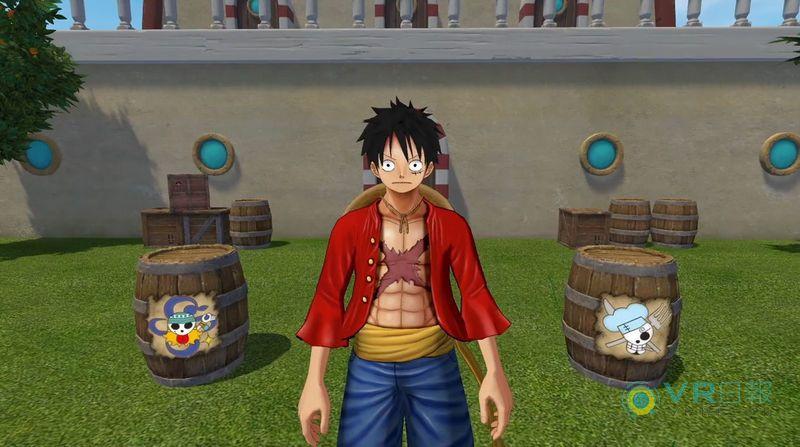 VR游戏《海贼王》5月24日登陆PSVR