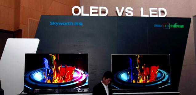 小编详解:LED电视还是OLED电视的区别有那些