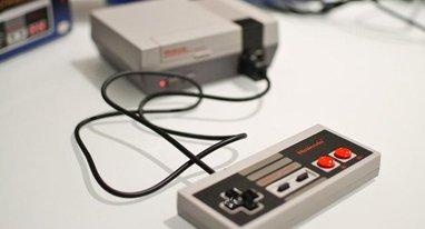 任天堂NES Classic体验:这破玩意当年可是宝