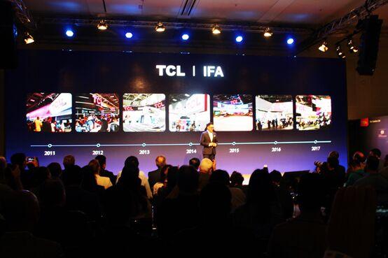 多箭齐发引爆IFA2018,TCL电子4款新品集中发布