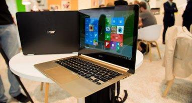 号称世界上最薄笔记本开卖 配置主流约7400元