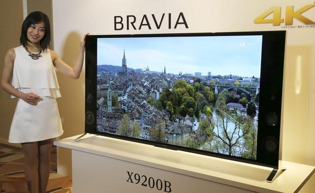 索尼A8F Bravia OLED电视已经定价,目前已开始预售