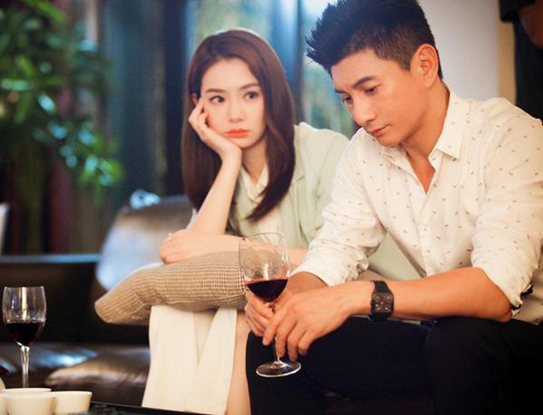 《繁星四月》智能电视全集资源,吴奇隆戚薇饰演假面情侣