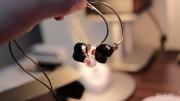 夏日傍晚的霓虹光影,FitEar TO GO! 334 Premium 耳机