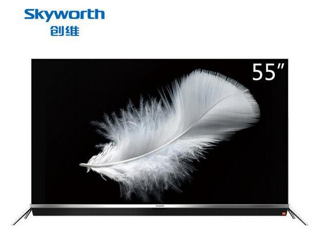 电视可以是艺术品 创维G9200未来电视来袭