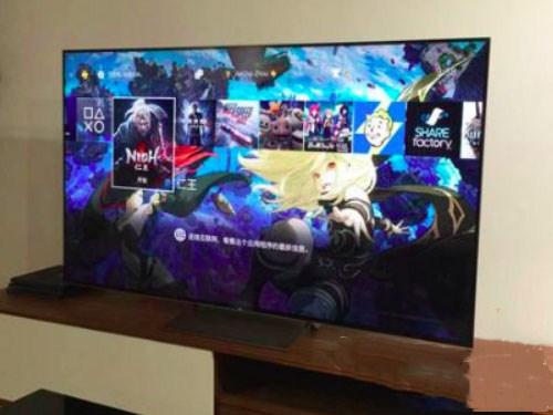 高端精品亮相 索尼4K电视X9400E系列