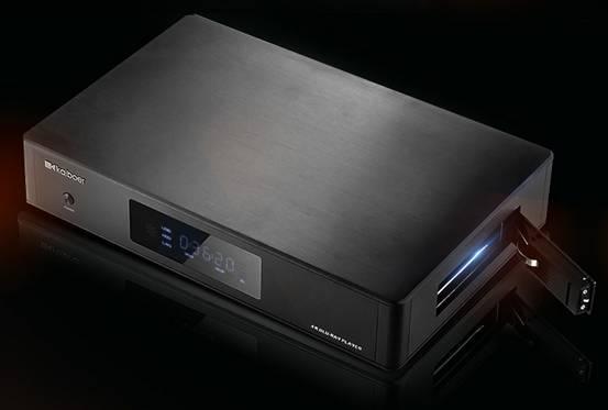 4K蓝光机开博尔Q10 Plus支持HDR及新海报墙