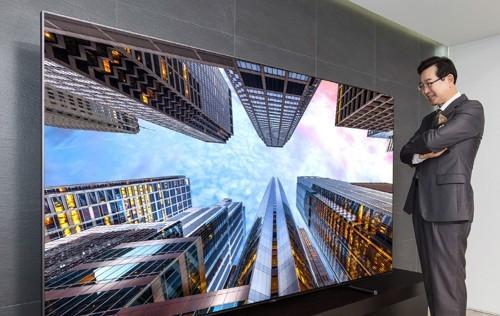 二季度量子点电视全球销量下滑 OLED电视增29%