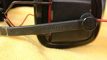 游戏娱乐好选择——Plantronic 缤特力 Gamecom 780 耳机 使用体验
