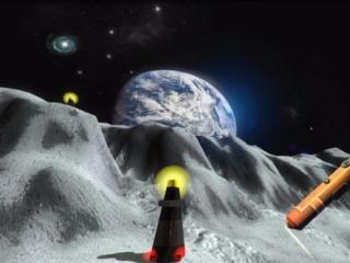 化身宇航员 带你私奔到月球的体验游戏