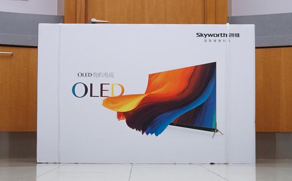 智能电视的里程碑,首款AR电视创维S9D开箱试玩!