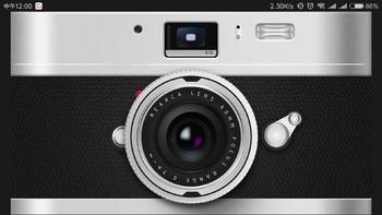 又一款胶片相机app—Rearca