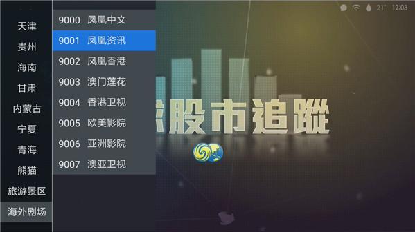 智能电视免费直播软件,自定义直播源+高清港澳台
