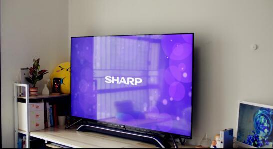 诠释什么是电视超窄边框,夏普S60U电视评测