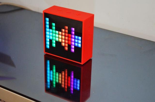 蓝牙音箱原来还可以这样玩——Timebox mini