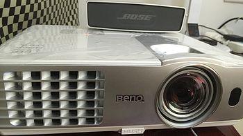 日亚购入 BenQ 明基 W1080ST+3D全高清1080P投影机
