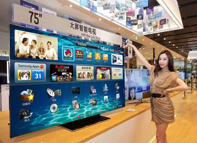 主流大屏新机 七款新上市高端电视推荐