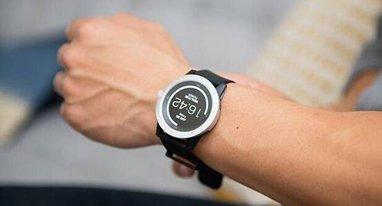 有一种智能手表无需充电 出出汗立刻满血复活