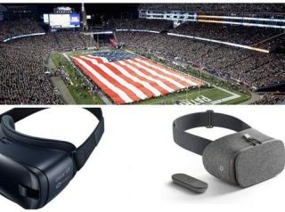 NFL高层:移动端平台是VR+美式足球的依托