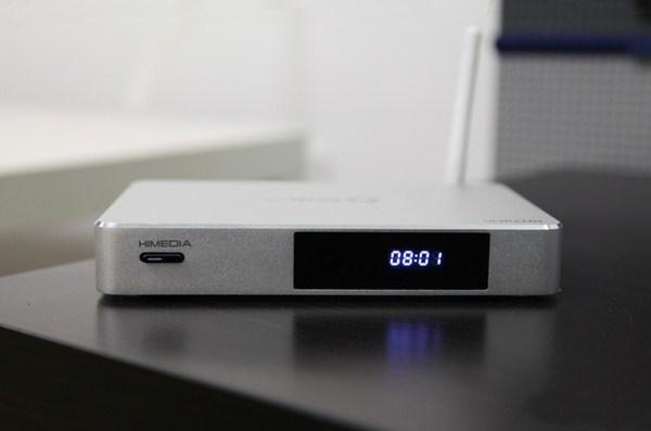 海美迪Q5四代4K播放器 超强本地解码播放