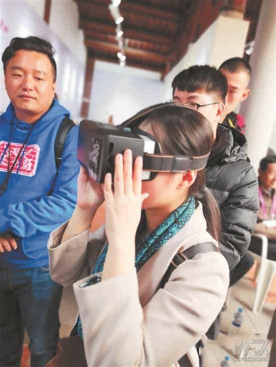 百余种非遗荟萃泉州 VR看非遗引领新潮