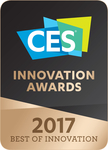 LG再续传奇 获CES 2017 21项创新奖