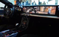 三星旗下哈曼展示OLED和QLED汽车显示屏新概念
