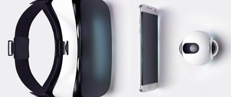 VR 和全景照片,三星 Gear 360 上手评测