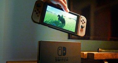 任天堂专利暗示:Switch主机会有更多新功能
