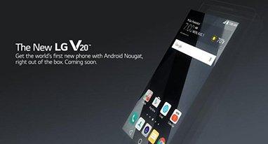 LG新旗舰V20配色泄露:将拥有灰、银、粉三色