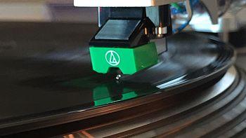 #本站首晒# 高逼格把妹神器 — Audio-Technica 铁三角 LP120 唱机