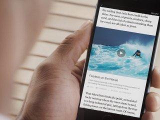 Facebook 为文章快速加载工具 Instant Article 增加 Google AMP 和 Apple News 支持