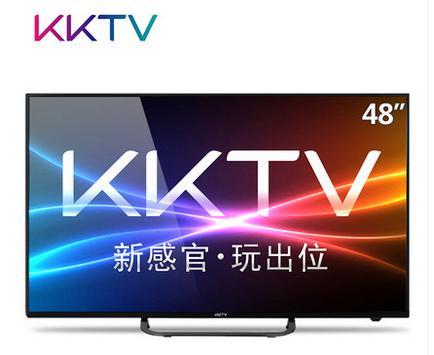 KKTV LED48K70S通过U盘安装电视直播软件