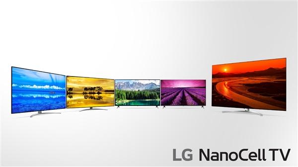 LG 推出 2019 款 4K 以及 8K ThinQ 电视,搭载 HDMI 2.1 接口