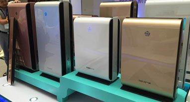 士诺发布超空气系统 新风系统+空气净化器