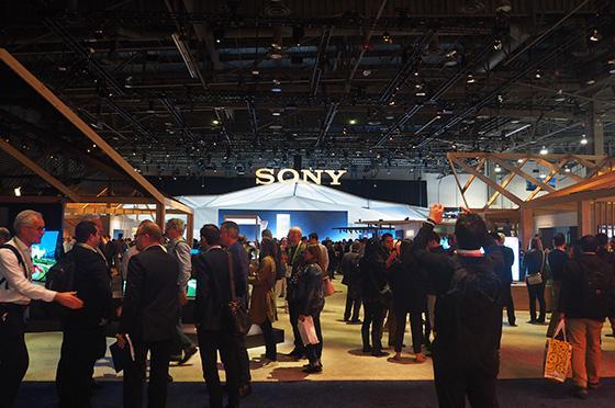 索尼多款新品亮相CES2018 黑科技爆表技惊四座