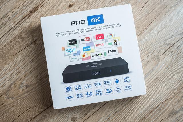 4K电视的最佳伴侣 DUNE PRO 4K发烧级网络播放器评测