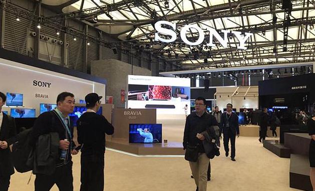 索尼AWE 2018发布OLED新品电视,定位高端人群