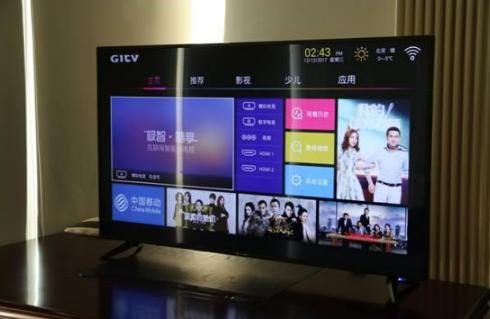 中国移动T1智能电视体验评测,去蓝光模式更护眼