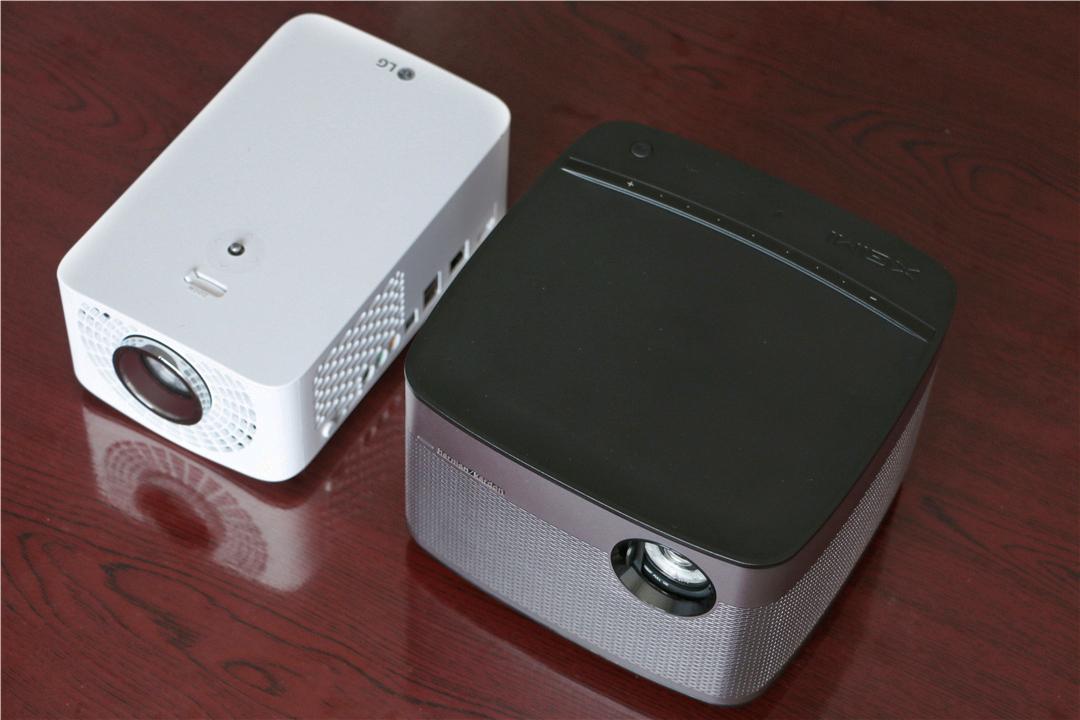 极米H1 VS LGPF1500评测 智能微投巅峰对决