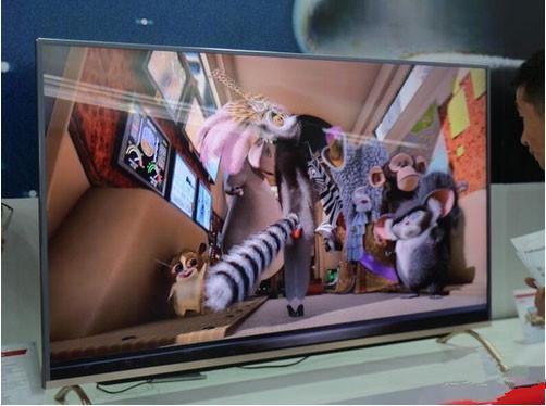 4K电视配上百兆光纤必然是美好生活中最好的选择
