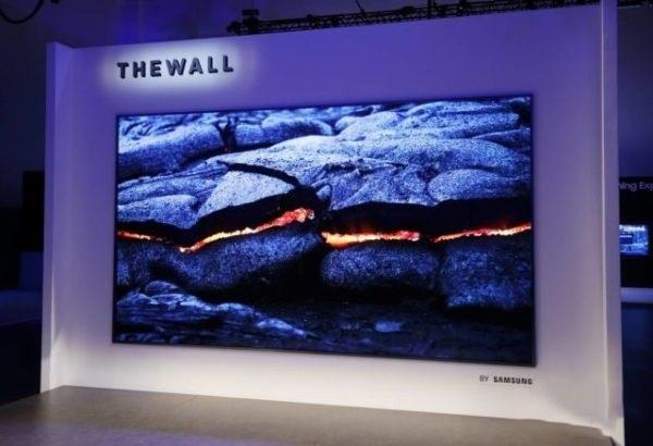 商标申请曝光:三星未来或将推出巨屏电视