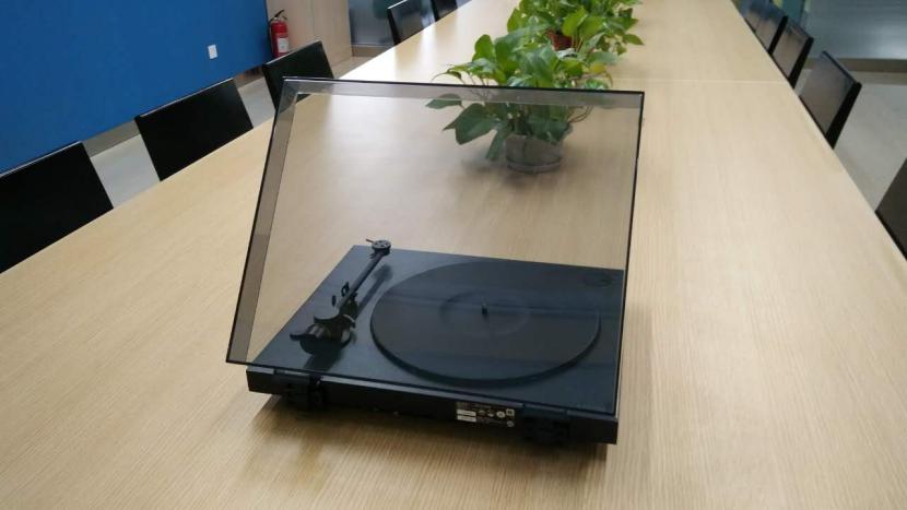 索尼黑胶唱机PS-HX500——唱针划过,相遇旧时光
