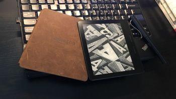 为好的设计买单 篇二:Kindle Oasis 电子书阅读器 入手一年评测