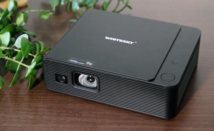 新一代造景神器 WHITESKY皓空SP120融合投影机新品首测