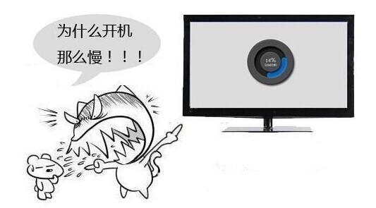 智能电视开机慢的解决办法