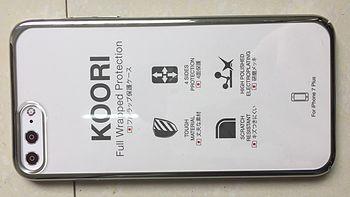 Gosh Koori  iPhone7P 手机壳 开箱