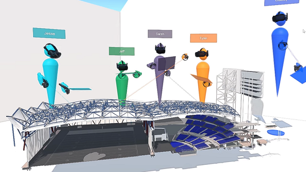 IrisVR在VR中推出多用户会议 允许用户使用Oculus Rift或HTC Vive头显