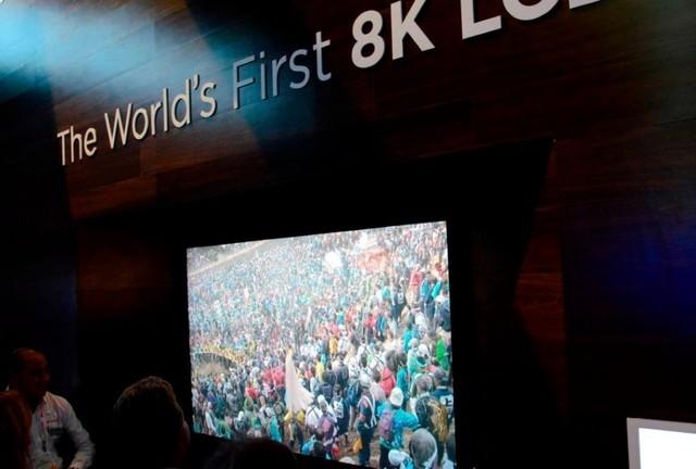 一条路走到黑 8K分辨率真能发展起来吗