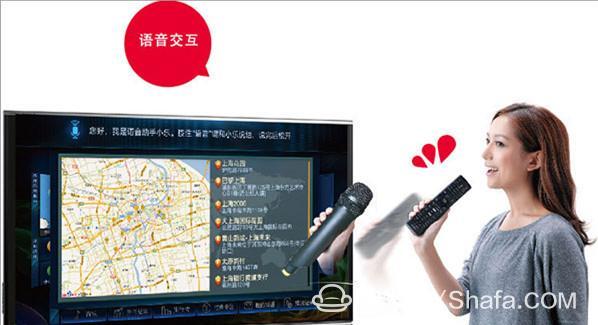支持语音遥控的七款热销智能电视新品 !